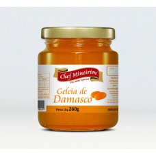 Geleia de Damasco 260g