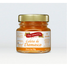 Geleia de Damasco 50g